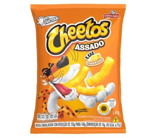 Cheetos Lua Sabor Queijo 140g
