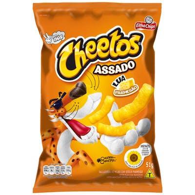 Salgadinho Cheetos Lua Sabor Queijo 51g