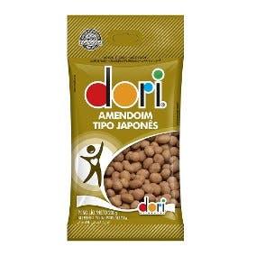 Amendoim Japonês Dori Salgado 30g