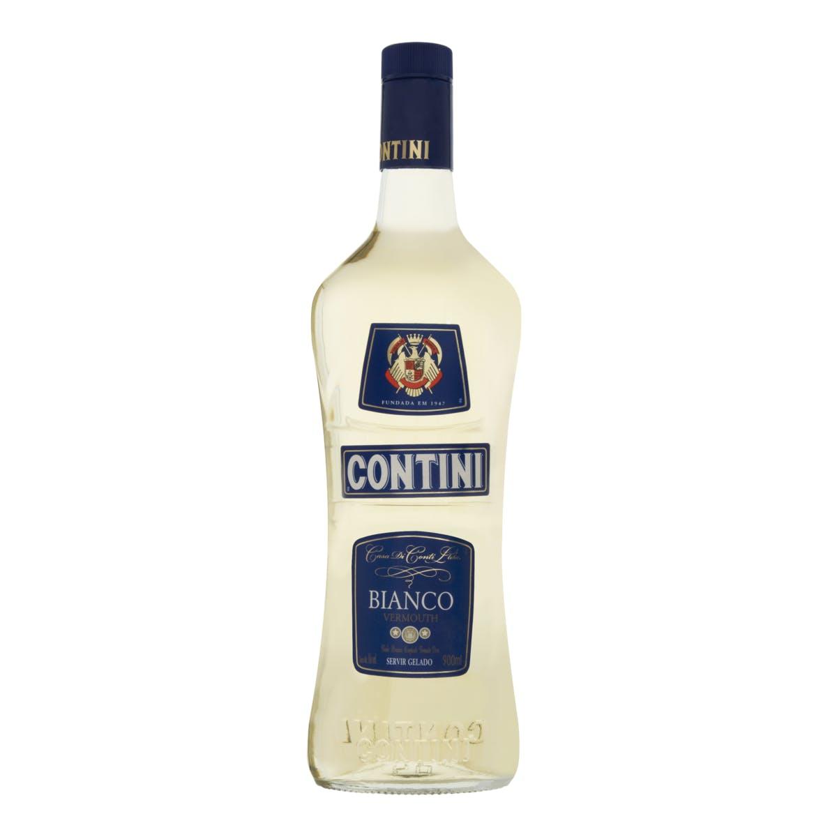 Vinho Branco Doce Vermouth Contini 900ml