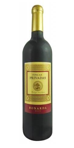 Vinho Tinto Bonarda Fincas Privadas 750ml