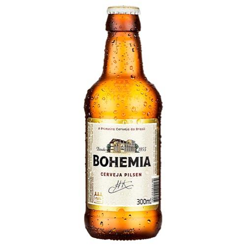 Bohemia 300ml   Apenas o Líquido