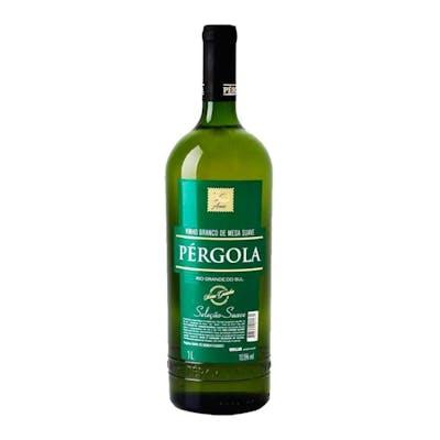 Vinho Branco Suave de Mesa Pérgola 1L