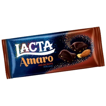 Chocolate Lacta Amaro 40% 90g