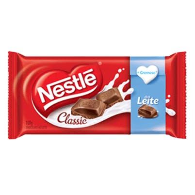 Chocolate Nestlé ao Leite 90g