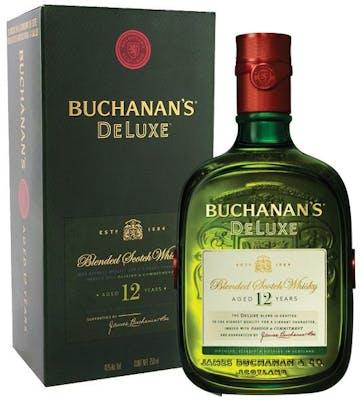 Whisky Buchanans Deluxe 1L