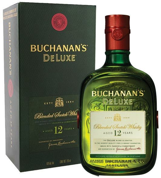 Whisky Buchanans Deluxe 1L