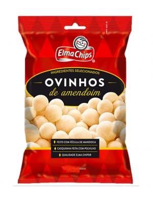 Ovinhos de Amendoim Elma Chips 80g
