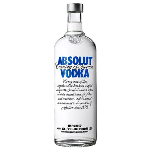 Vodka Absolut Original 1,5L