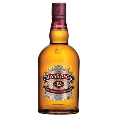 Whisky Chivas Regal 12 Anos 750ml