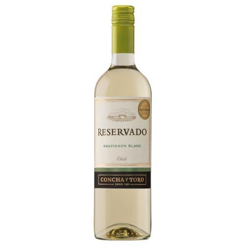 Vinho Branco Sauvignon Blanc Reservado Concha y Toro 750ml