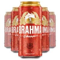Brahma 473ml - Caixa com 12 unidades
