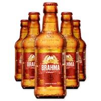 Brahma 300ml | Apenas o líquido - 12 unidades