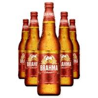 Brahma 600ml | Vasilhame Incluso - 12 unidades