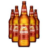 Brahma 1L | Apenas o Líquido - 12 Unidades