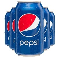 Pepsi 350ml - Pack com 12 unidades