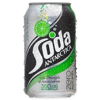 Soda Antarctica Zero 350ml