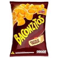 Salgadinho Baconzitos Elma Chips 110g