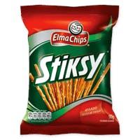 Stiksy Elma Chips 90g