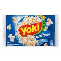 Pipoca Sabor Manteiga - 100g