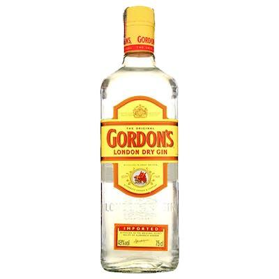 Gin Gordons London Dry 750ml