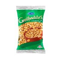 Amendoim Sem Pele Grelhaditos 450g