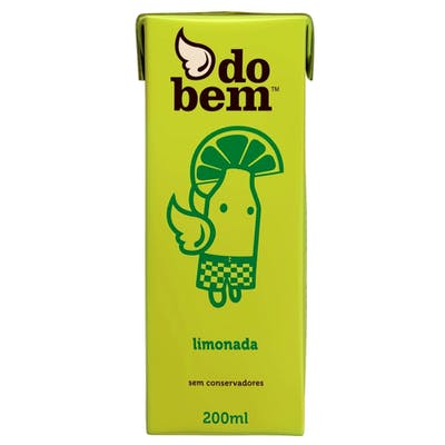 Do Bem Limonada 200ml