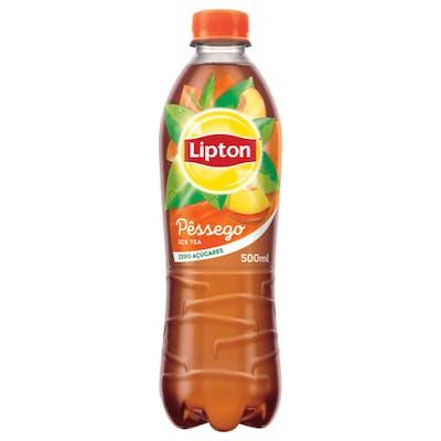 Chá Lipton Pêssego 500ml