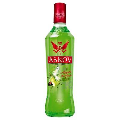 Vodka Askov Sabores Apple 900ml