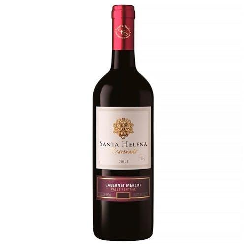 Vinho Tinto Seco Cabernet Merlot Reservado Santa Helena 750ml