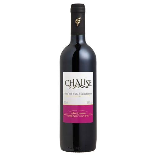 Vinho Tinto Suave Chalise 750ml