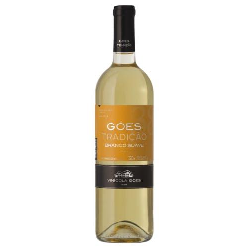 Vinho Branco Suave Tradição Góes 720ml