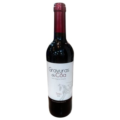 Vinho Tinto Regional Duriense Gravuras do Côa 750ml