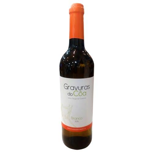 Vinho Branco Regional Duriense Gravuras do Côa 750ml